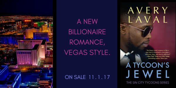 Cover Reveal: A TYCOON'S JEWEL by Avery Laval