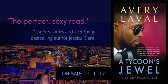 Happy Pub Day, Avery Laval! A TYCOON'S JEWEL is Out Today