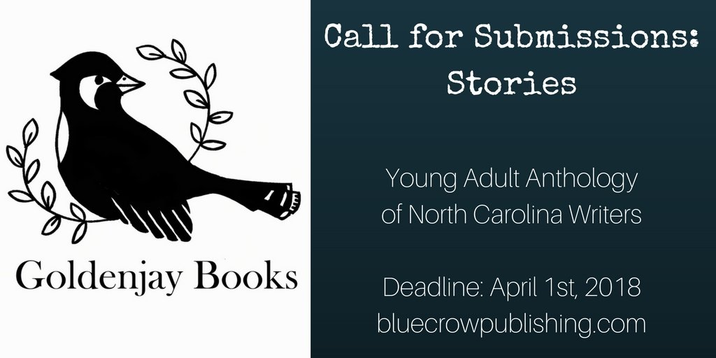 Call for Stories: Young Adult Anthology of Southern Writers