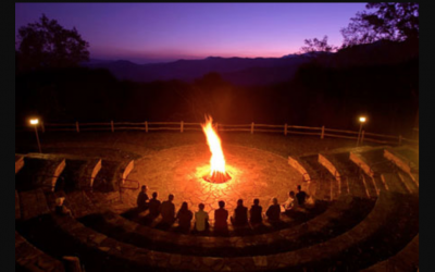 Write with THE SUN in the NC Mountains!